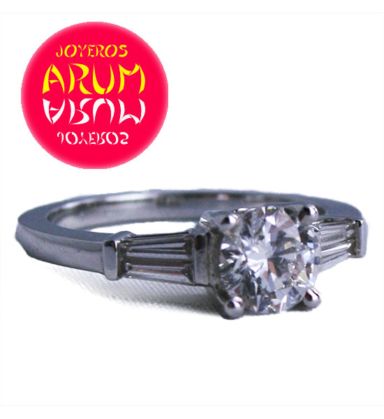 Ring Diamond 0,90 cts Ref.ARUM RAJ211