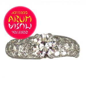 Ring Diamond 1,09 ct Ref.ARUM RAJ212