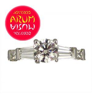 Ring Diamond 0,71 ct Ref.ARUM RAJ213
