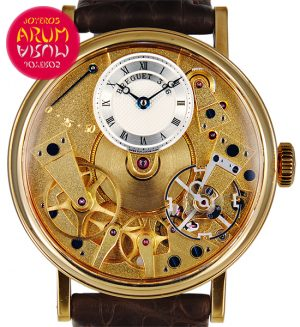 Breguet Tradition ARUM Ref. 3492