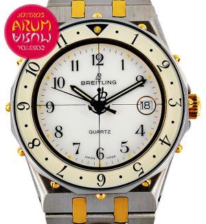 Breitling Eric Tabarly ARUM Ref. 3374