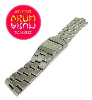 Breitling Bracelet Steel 22 mm 3148