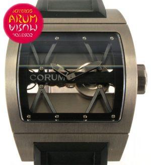 Corum T-Bridge ARUM Ref. 3125