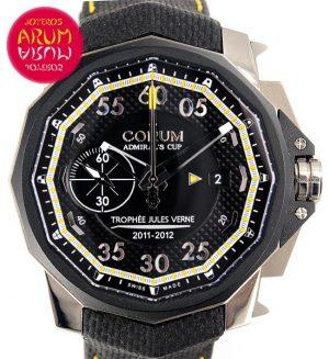 Corum Admiral´s Cup Jules Verne ARUM Ref. 3484