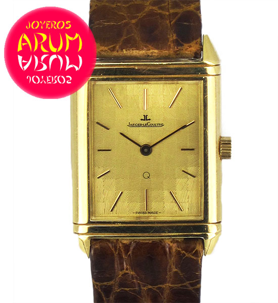 Jaeger-LeCoultre Gold ARUM Ref. 3002