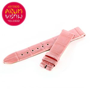 Z Jaeger-LeCoultre Strap Cocodrile Pink Leather I-B 14 - 12