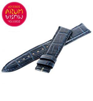 Z Jaeger-LeCoultre Blue Crocodile Leather M-L 17 - 16
