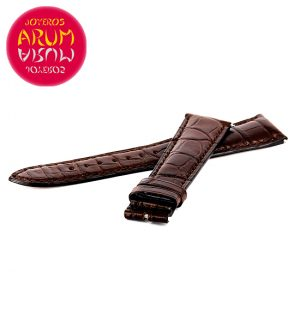 Z Jaeger-LeCoultre Strap Brown Crocodile Leather N-B 20 - 16