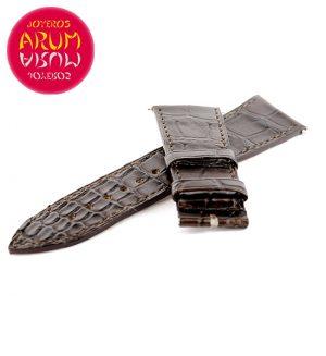Jaeger-LeCoultre Strap Brown Crocodile Leather MA 21 - 18