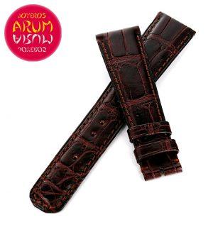Z A.Lange & Söhne Strap Brown Crocodile Leather 20 - 16 RAC8