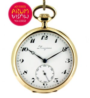 Longines Pocket Watch ARUM Ref. 2840