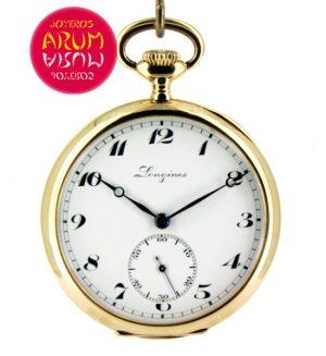 Longines Pocket Watch ARUM Ref. 2840