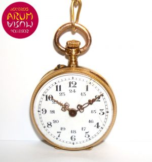 Pocket Watch with Chain ARUM Ref. 2234