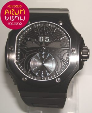 Bulgari All Blacks ARUM Ref. 2896