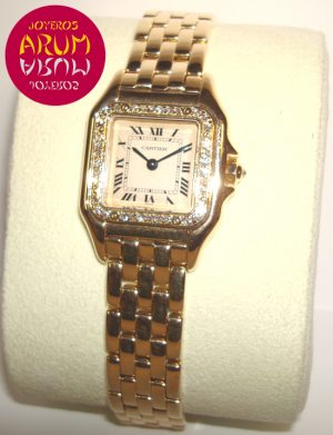 Cartier Panthere ARUM Ref. 2208