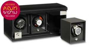 "Underwood London Luxury Rotobox for 3 Watches ""SOLD OUT"""