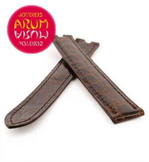 Cartier Strap Must Brown Crocodile Leather 15 - 14