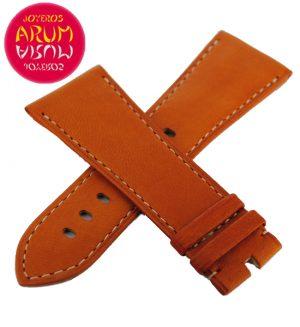 Cartier Strap Calibre Brown Leather 29 - 22 RAC21