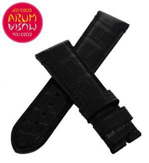Z Panerai Strap Black Crocodile Leather 23 - 20 RAC16