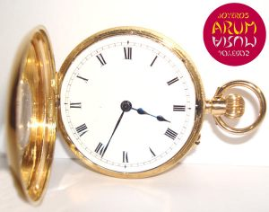 Cuivre Pocket Watch ARUM Ref. 2271