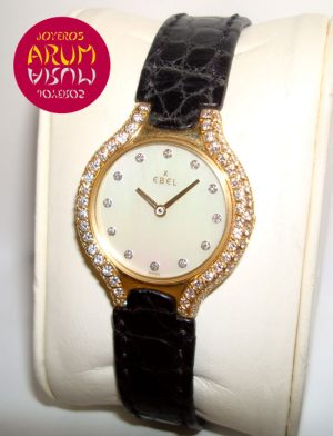 Ebel Beluga Lady Diamonds