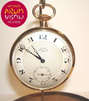 Chronometre Ebel Pocket Watch ARUM Ref. 2231