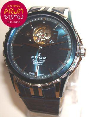 Edox Grand Ocean ARUM Ref. 2552