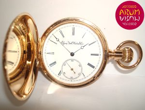 Elgin Natl Watch Co Pocket Watch ARUM Ref. 2289