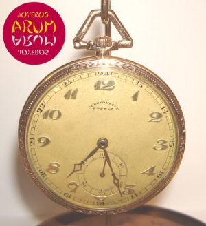 Eterna Pocket Watch ARUM Ref. 2384