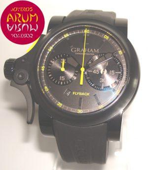 Graham Chronofighter Trigger ARUM Ref. 2905