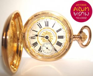 Huguenin & Fils Pocket Watch ARUM Ref. 2446