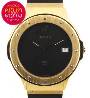 Hublot Classic Gold ARUM Ref. 3416