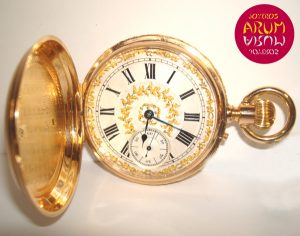 Huguenin & Fils Pocket Watch ARUM Ref. 2228