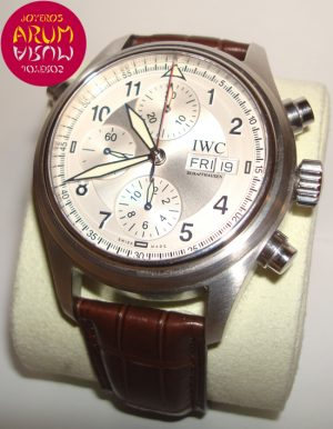 IWC Doppelchronograph Spitfire