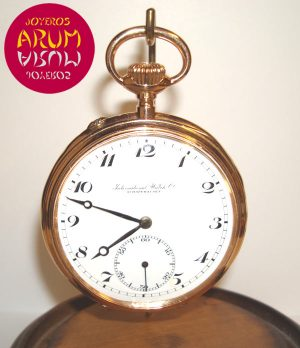 IWC Pocket Watch ARUM Ref. 2375