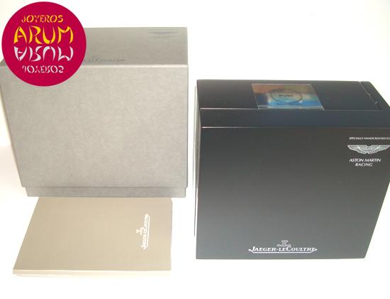 Jaeger-LeCoultre Aston Martin ARUM Ref. 3017