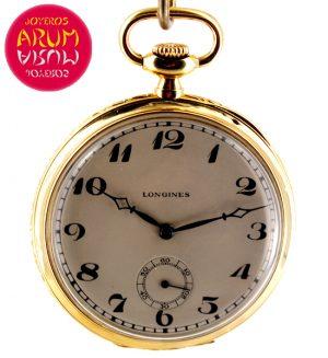 Longines Pocket Watch ARUM Ref. 3369