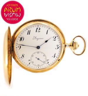 Longines Pocket Watch ARUM Ref. 3320