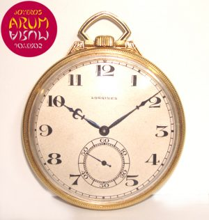 Longines Pocket Watch ARUM Ref. 2230