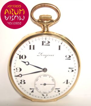 Longines Pocket Watch ARUM Ref. 2428