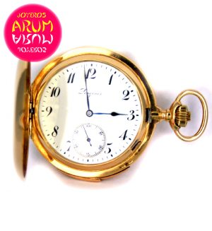 Longines Repetition Pocket Watch ARUM Ref. 2991