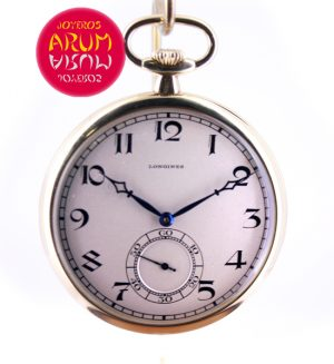 Longines Pocket Watch ARUM Ref. 2996