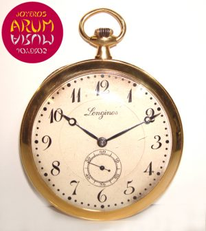Longines Pocket Watch ARUM Ref. 2366