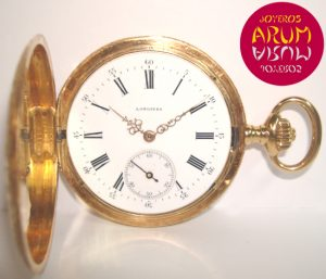 Longines Pocket Watch ARUM Ref. 2378