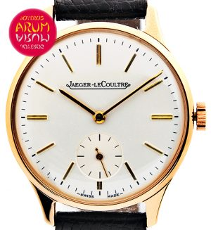 e776cd6bf08 ... Jaeger-LeCoultre Vintage Pink Gold ARUM Ref. 3501