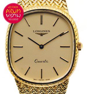 Longines Vintage Gold ARUM Ref. 3537