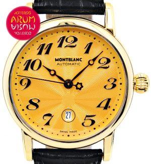 Montblanc Star Gold ARUM Ref. 3539
