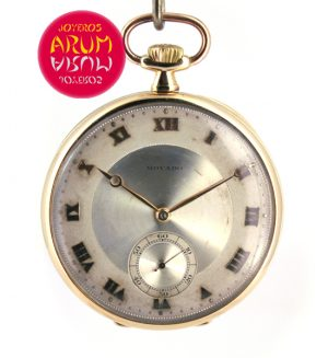 Movado Pocket Watch ARUM Ref. 3047