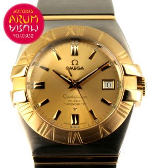 Omega Constellation Double Eagle ARUM Ref. 3105