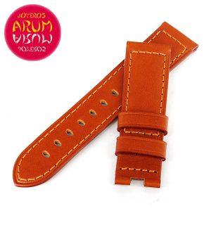 Z Panerai Strap Brown Leather 22 - 20